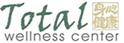 Total Wellness Center Logo Image with Chinese Characters