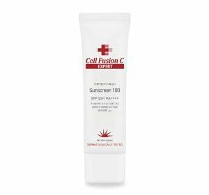cell fusion c rejuve sunscreen 100 spf50+ pa++++
